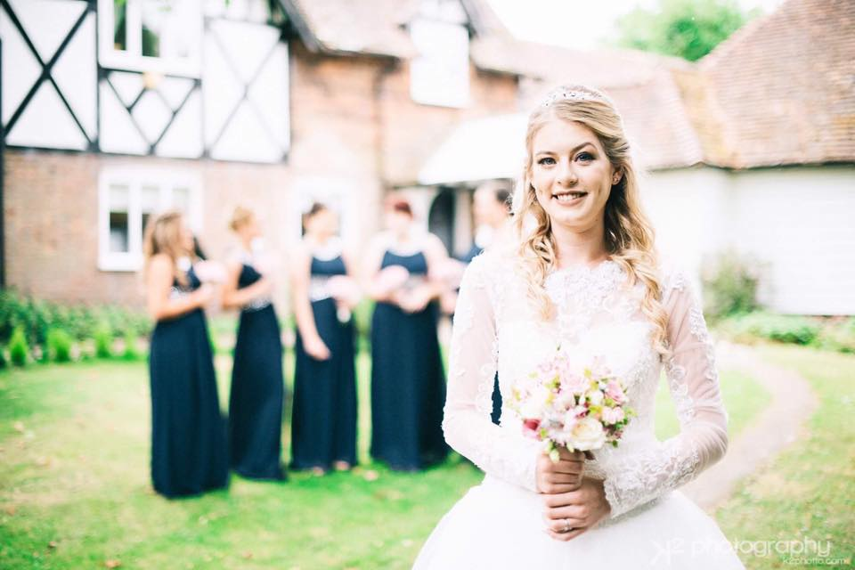 Wedding Bridal Make-up | Tunbridge Wells, Kent