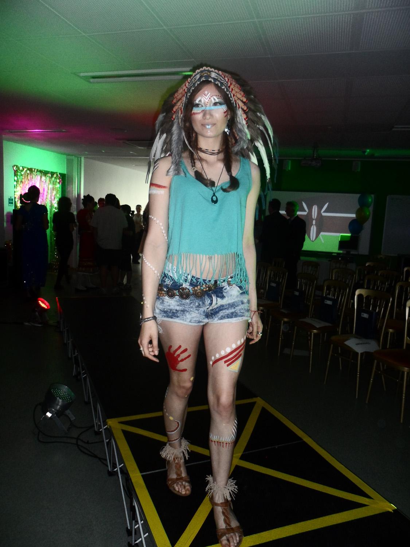 Fashion & Tribal Makeup